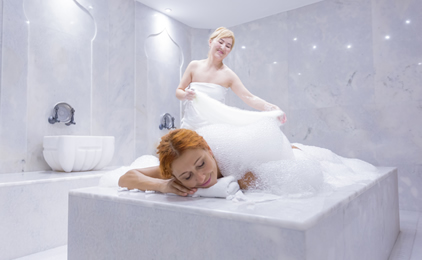 Turkish Bath (Hamam) & Spa